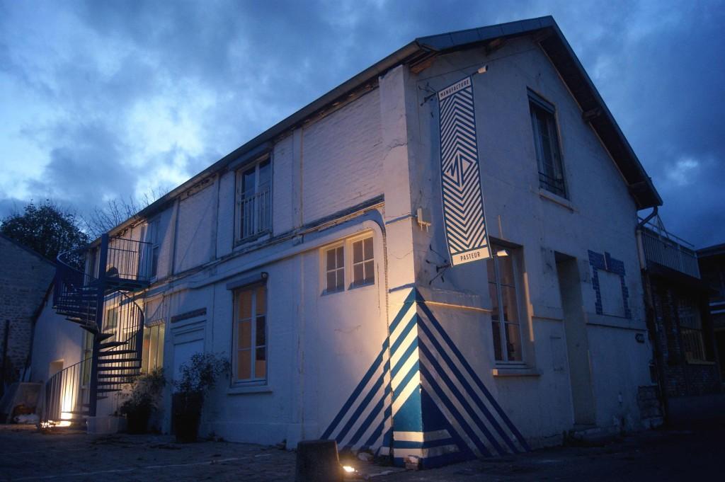 Le bâtiment Pasteur devient la Manufacture Pasteur
