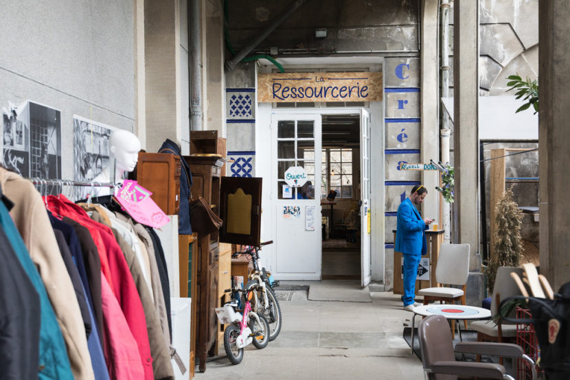 645691858e Boutiques-ateliers – Les Grands Voisins – Saison 2